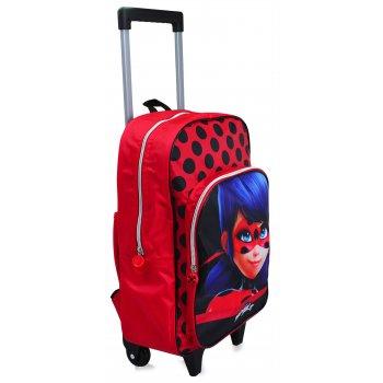 Cestovný kufor na kolieskach Čarovná lienka