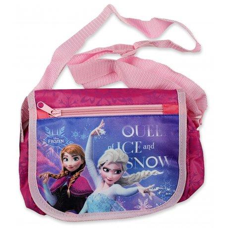 Dievčenská kabelka Ľadové kráľovstvo - Frozen - ružová