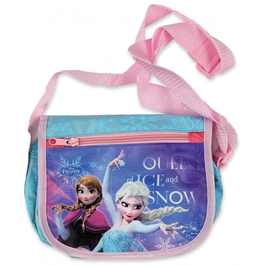 Dievčenská kabelka Ľadové kráľovstvo - Frozen - tyrkysová