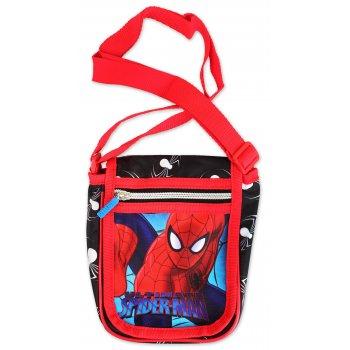 Taška cez rameno s klopou Spiderman