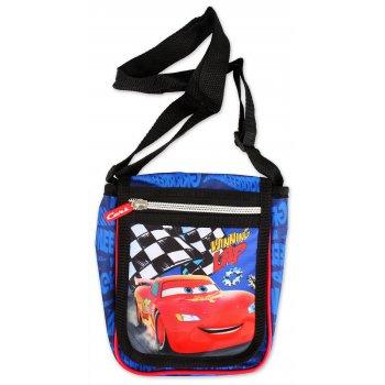 Taška cez rameno s klopou Autá - Blesk McQueen
