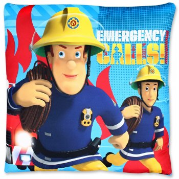 Vankúš Požiarnik Sam