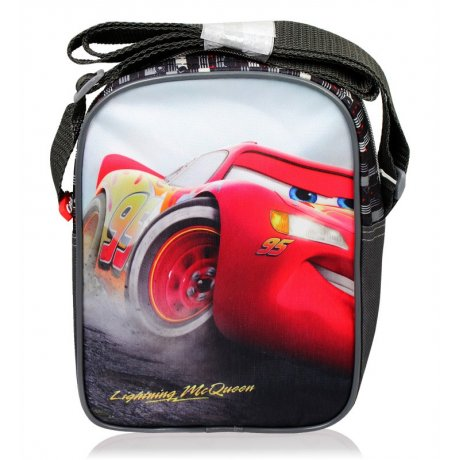 Taška cez rameno Auta 3 - Blesk McQueen