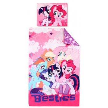 Obliečky do detskej postieľky My Little Pony