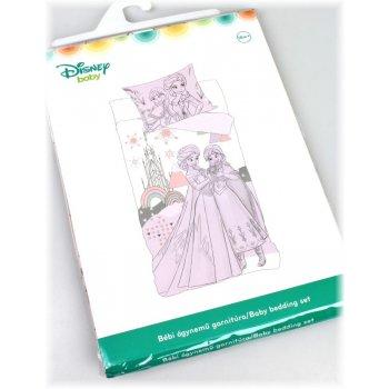 Obliečky do detskej postieľky Ľadové kráľovstvo - Disney