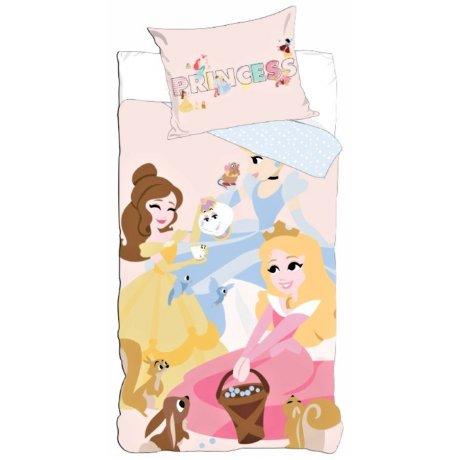 Obliečky do detskej postieľky Princezné - Disney