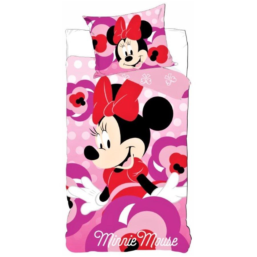 Obliečky do detskej postieľky Minnie Mouse - Disney
