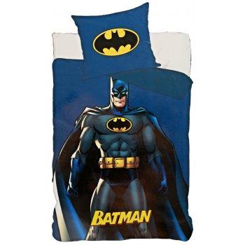 Bavlnené posteľné obliečky Batman