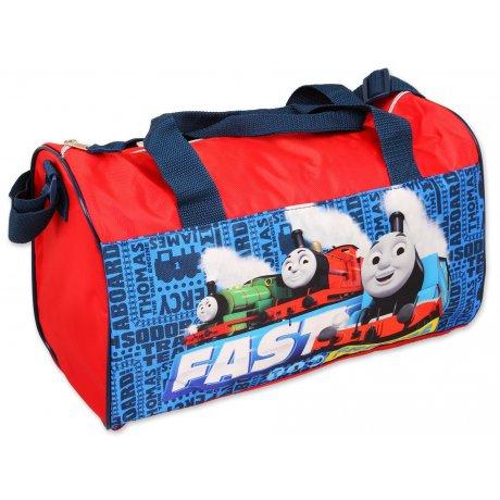 Športová taška Mašinka Tomáš - červená