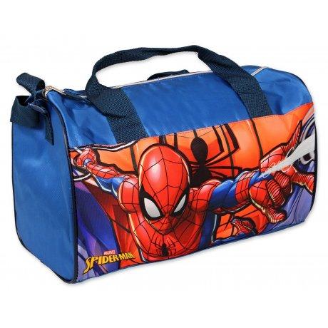 9a19caee3a0d3 Športová taška Spiderman - sv. modrá