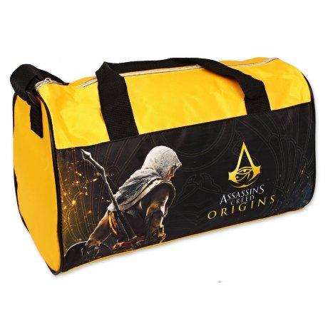 Športová taška Assassin's Creed - žlutá