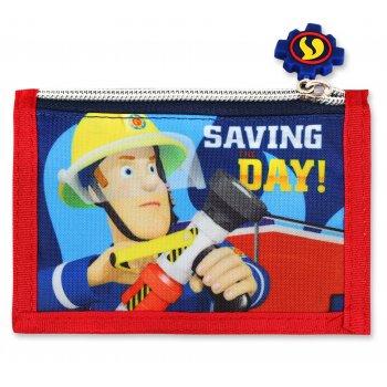 Detská peňaženka Požiarnik Sam