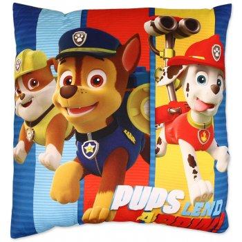 Vankúš Tlapková patrola - Pups lend a paw