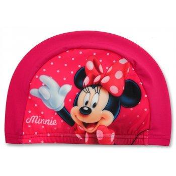 Detská kúpacia čiapka Minnie Mouse - ružová