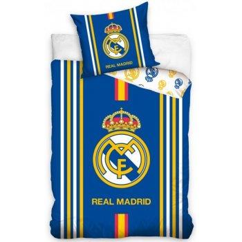 Bavlnené posteľné obliečky Real Madrid - Centro Amarillo