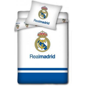 Obliečky do detskej postieľky Real Madrid