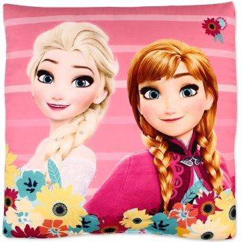 Vankúš Ľadové kráľovstvo - Anna a Elsa