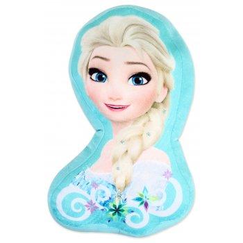Tvarovaný vankúšik Ľadové kráľovstvo - Elsa
