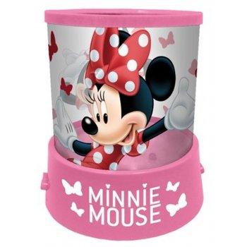 Nočná lampička s projekciou Minnie Mouse - Disney