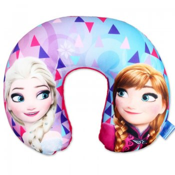Cestovný vankúš Ľadové kráľovstvo - Frozen