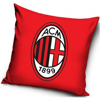 Vankúš AC Milan - červený