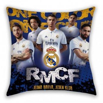 Vankúš FC Real Madrid - Jedna barva, jeden klub