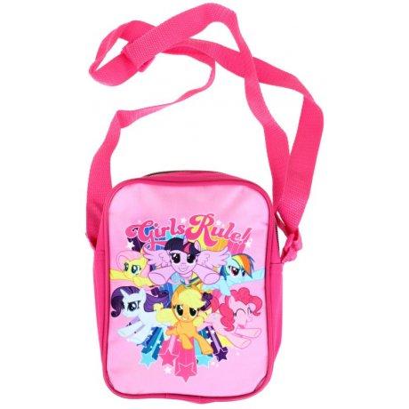 58e93a6519 Dievčenská taška cez rameno My Little Pony