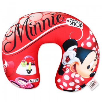 Cestovný vankúšik Minnie Mouse