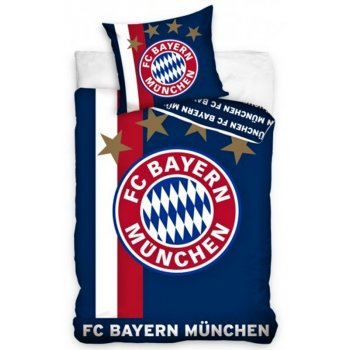Bavlnené posteľné obliečky FC Bayern Mnichov