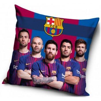 Vankúš FC Barcelona - fotografie hráčov