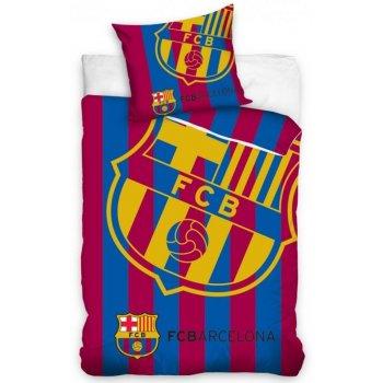 Bavlnené posteľné obliečky FC Barcelona - Eterna