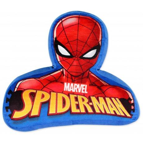 Tvarovaný vankúšik Spiderman - MARVEL