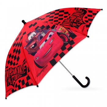 Detský dáždnik Autá - Blesk McQueen
