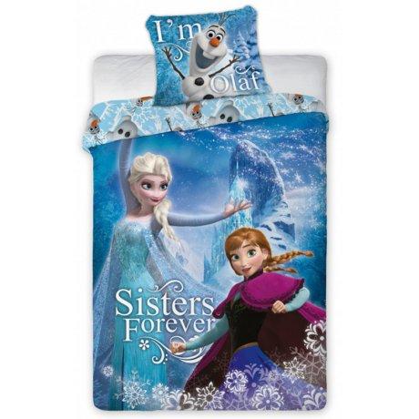 33da2f819c Posteľné obliečky Ľadové kráľovstvo - Frozen - Sisters Forever
