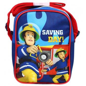 Chlapčenská taška cez rameno Požiarnik Sam - Fireman Sam