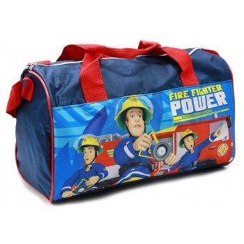 Športová taška Požiarnik Sam - Fireman Sam