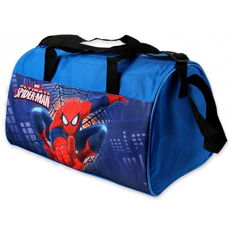 c085beab3d317 Detská taška Spiderman - modrá