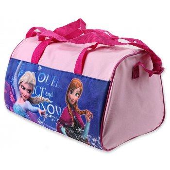 Detská taška Ľadové kráľovstvo - ružová