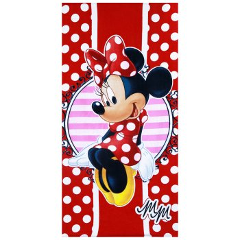 Plážová osuška Minnie Mouse - Disney