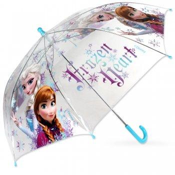 Detský dáždnik Ľadové kráľovstvo - Anna & Elsa