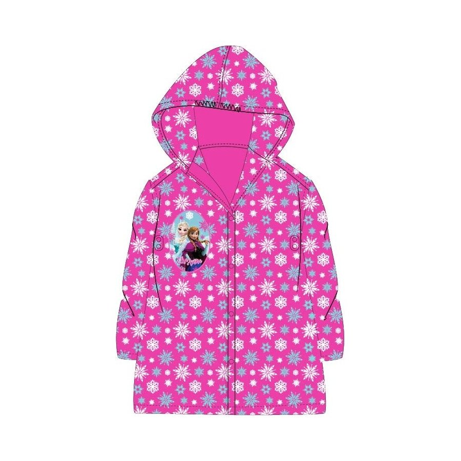 Detská pláštenka Ľadové kráľovstvo - Frozen