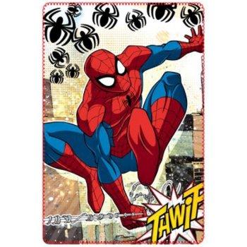 Detská fleecová deka Spiderman