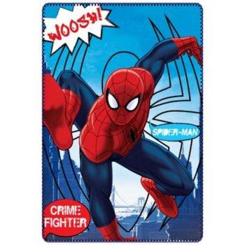 Detská fleecová deka Spiderman - MARVEL