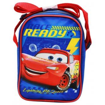 Taška cez rameno Auta - Blesk McQueen - Race ready