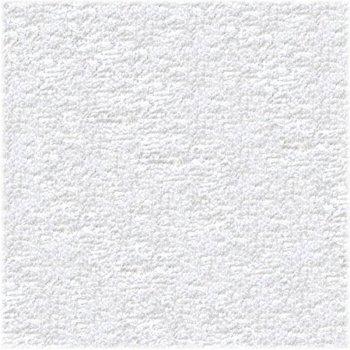 Froté plachta - 90 x 200 cm - biela