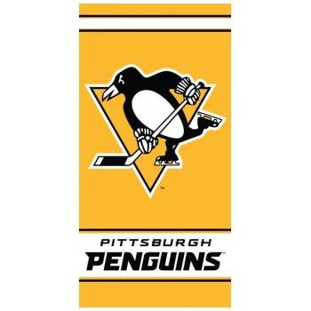 Hokejová bavlnená osuška NHL Pittsburgh Penguins