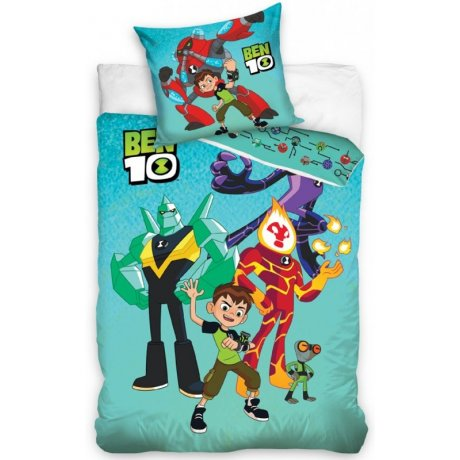 462b06e90 Detské posteľné obliečky Ben 10