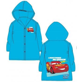 Detská pláštenka Autá - McQueen - modrá