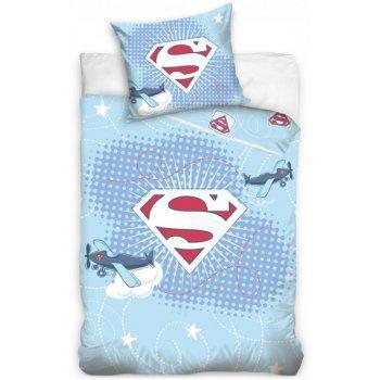 Obliečky do detskej postieľky Little Superman