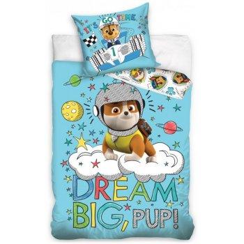 Obliečky do detskej postieľky Paw Patrol - Dream